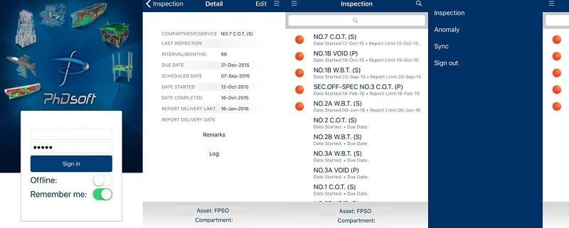 PhDC4D App