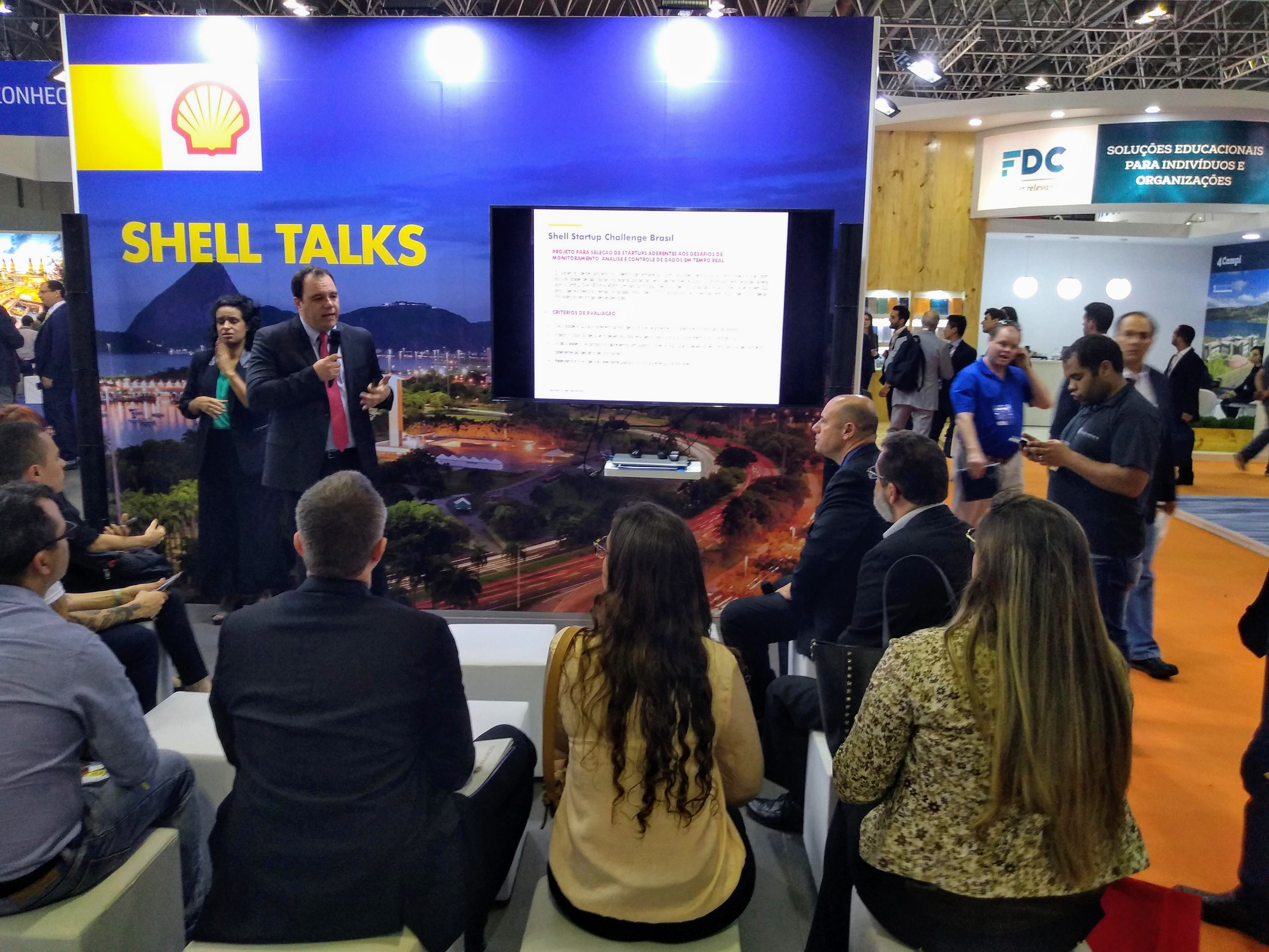 SHELL GAME CHANGER MARCELO MOFATI AT RIO OIL AND GAS 2018