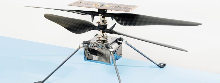 NASA Mars helicopter, Ingenuity